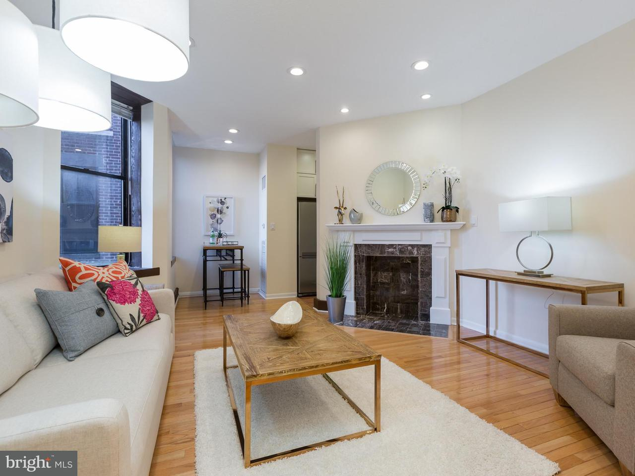 Condominium for Sale at 1615 Q St NW #207 Washington, District Of Columbia 20009 United States