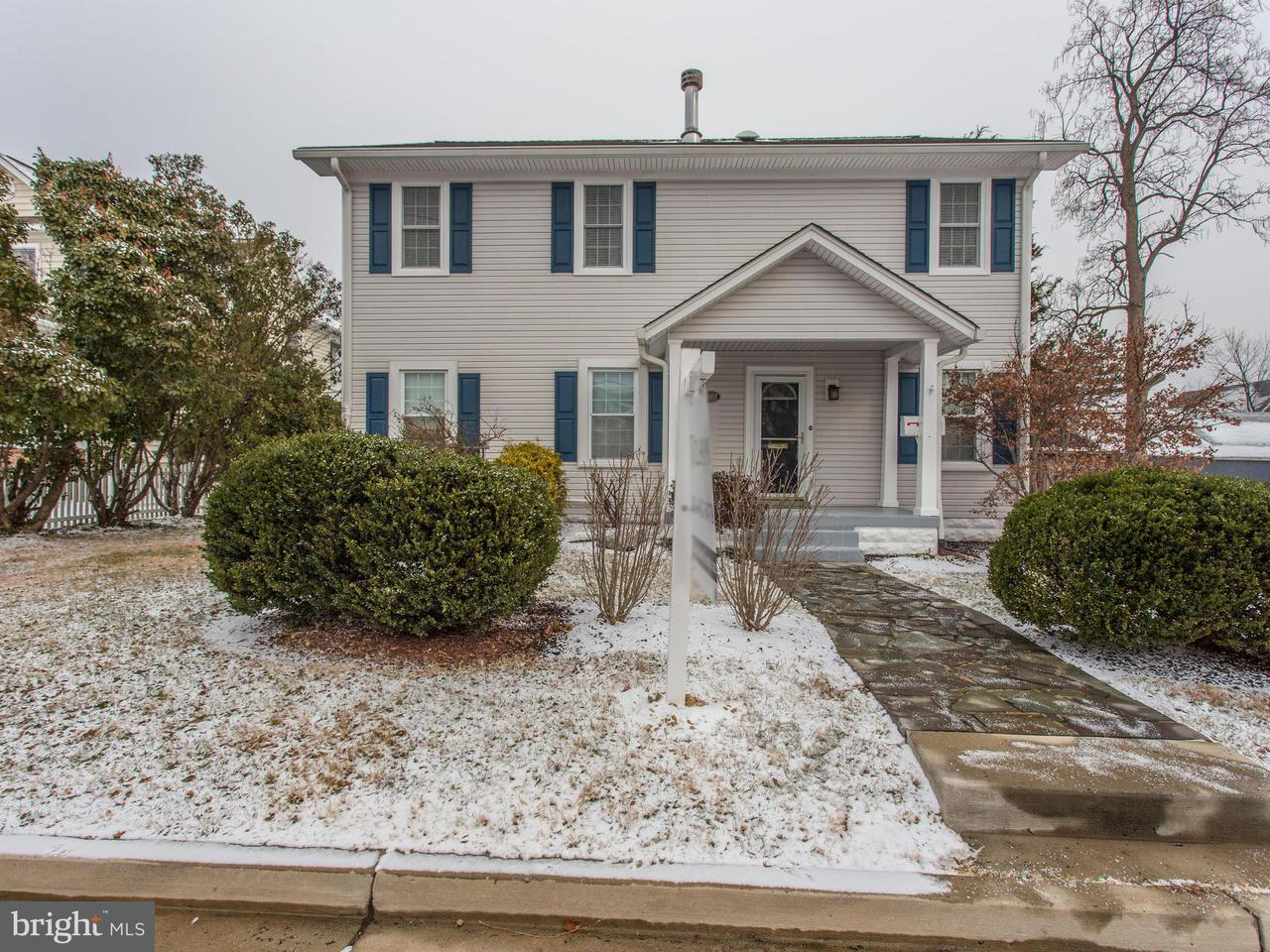 Single Family Home for Sale at 1507 S Oakland Street 1507 S Oakland Street Arlington, Virginia 22204 United States