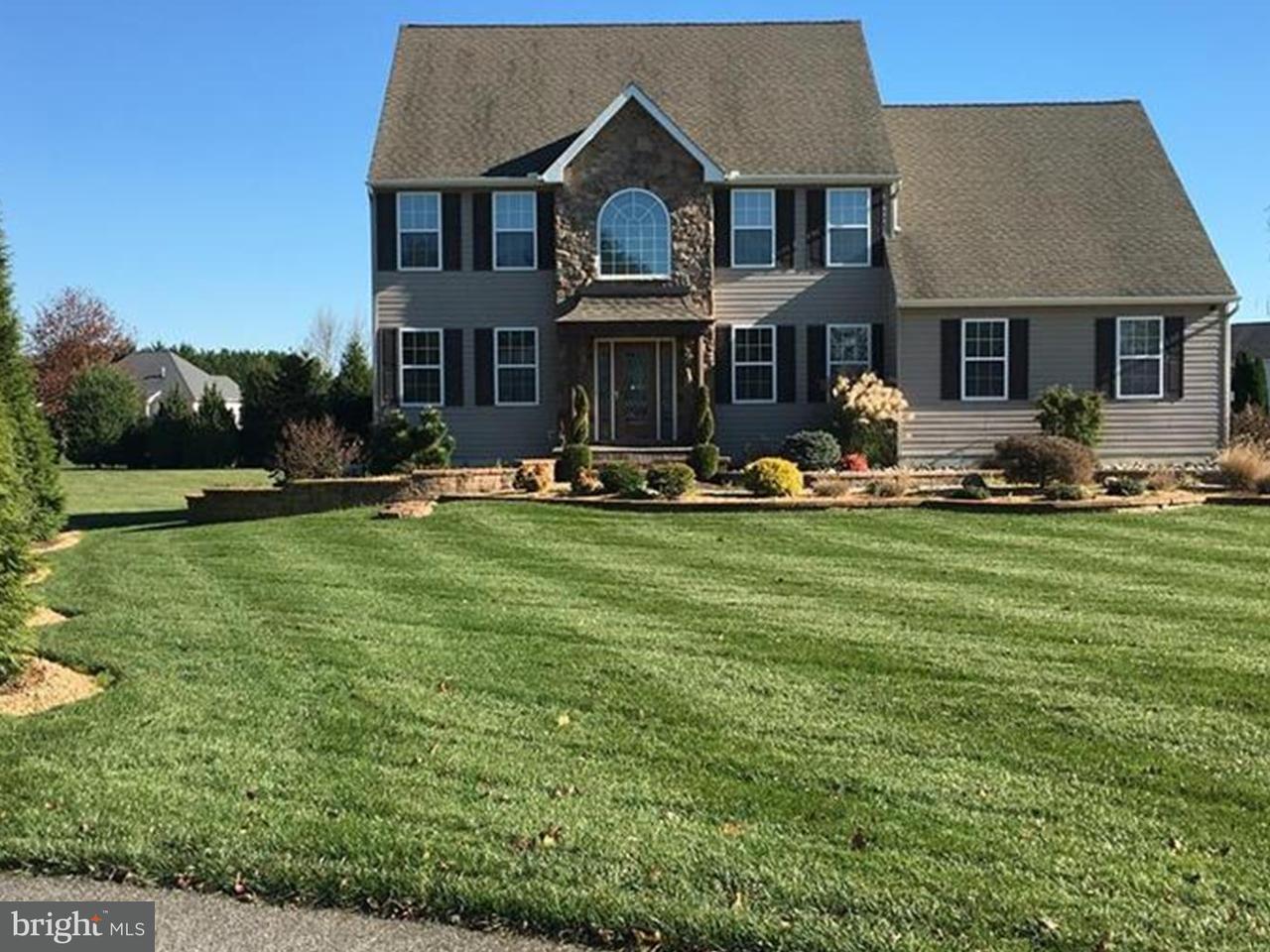 Casa para uma família para Venda às 76 GEORGE PATRICK Drive Clayton, Delaware 19938 Estados Unidos