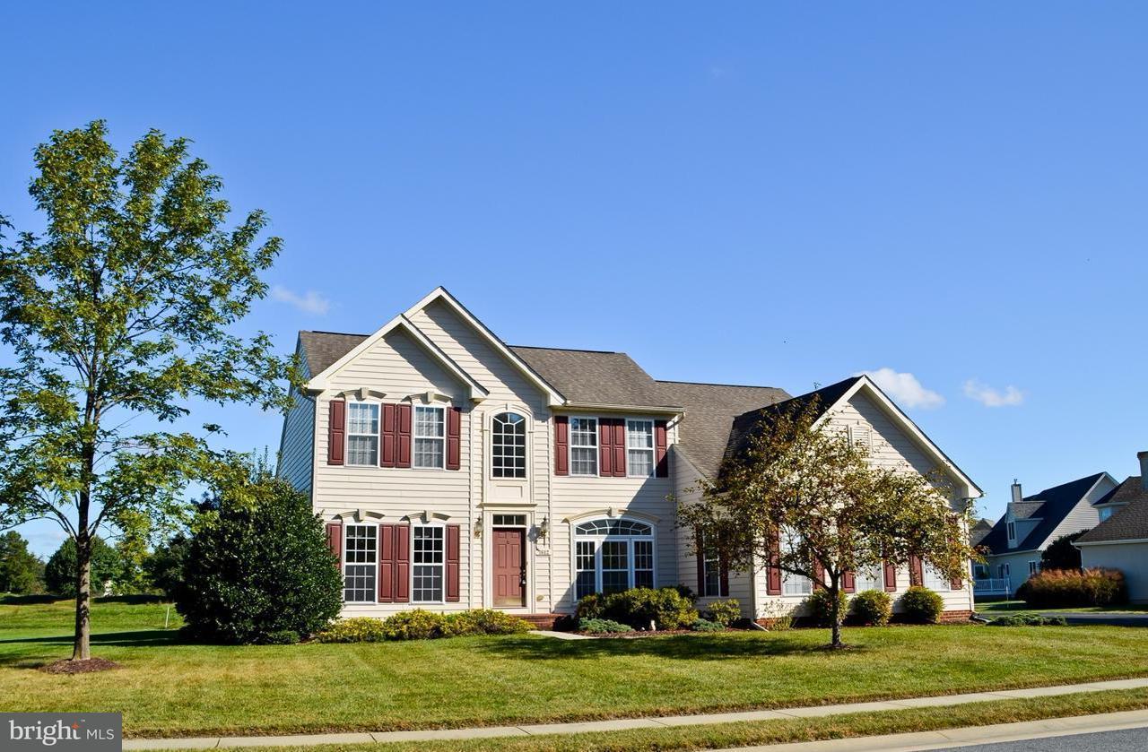 Maison unifamiliale pour l Vente à 7612 Easton Club Drive 7612 Easton Club Drive Easton, Maryland 21601 États-Unis