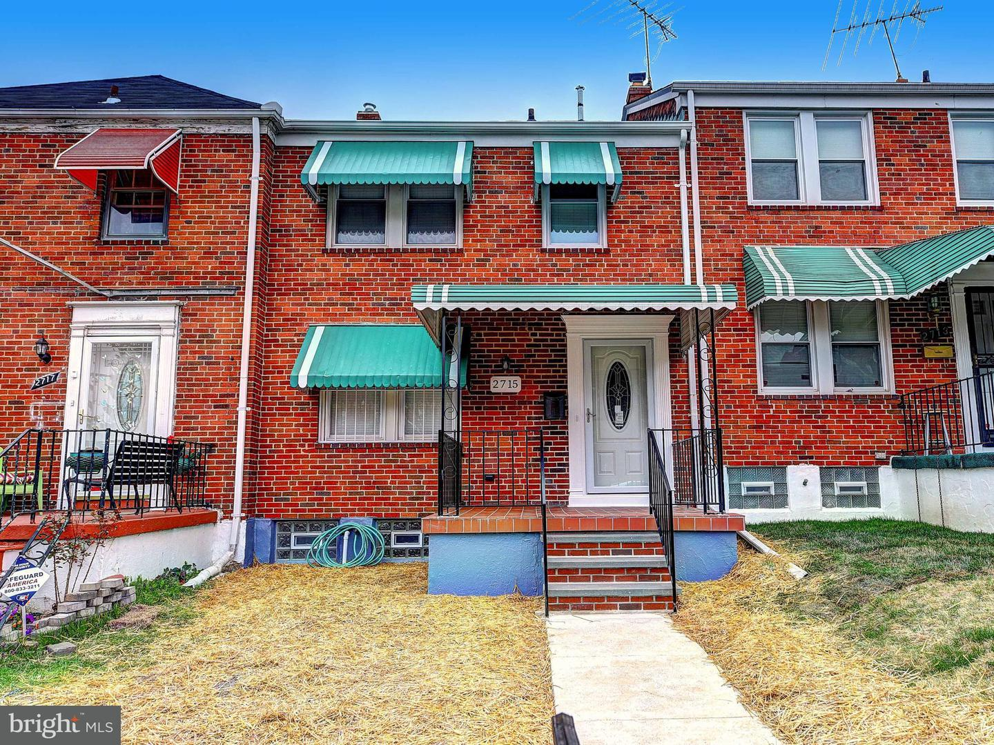 Single Family for Sale at 2715 Edison Hwy Baltimore, Maryland 21213 United States