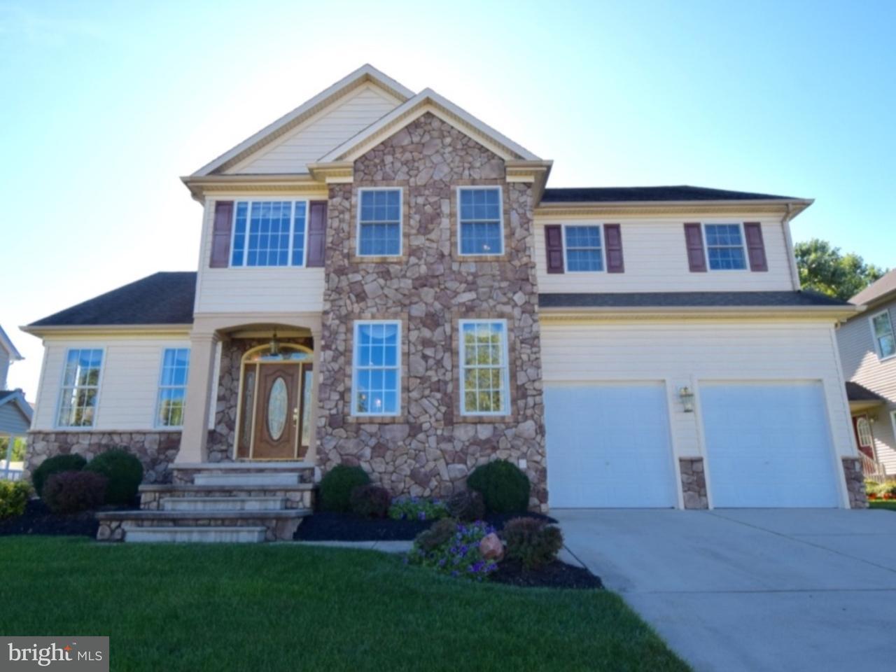 独户住宅 为 销售 在 7 SAINT JAMES Court Gloucester, 新泽西州 08012 美国