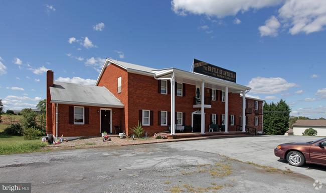 Maison unifamiliale pour l Vente à 6508 Sharpsburg Pike 6508 Sharpsburg Pike Sharpsburg, Maryland 21782 États-Unis