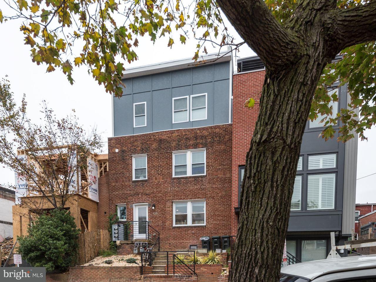Mehrfamilienhaus für Verkauf beim 725 Hobart Pl Nw 725 Hobart Pl Nw Washington, District Of Columbia 20001 Vereinigte Staaten