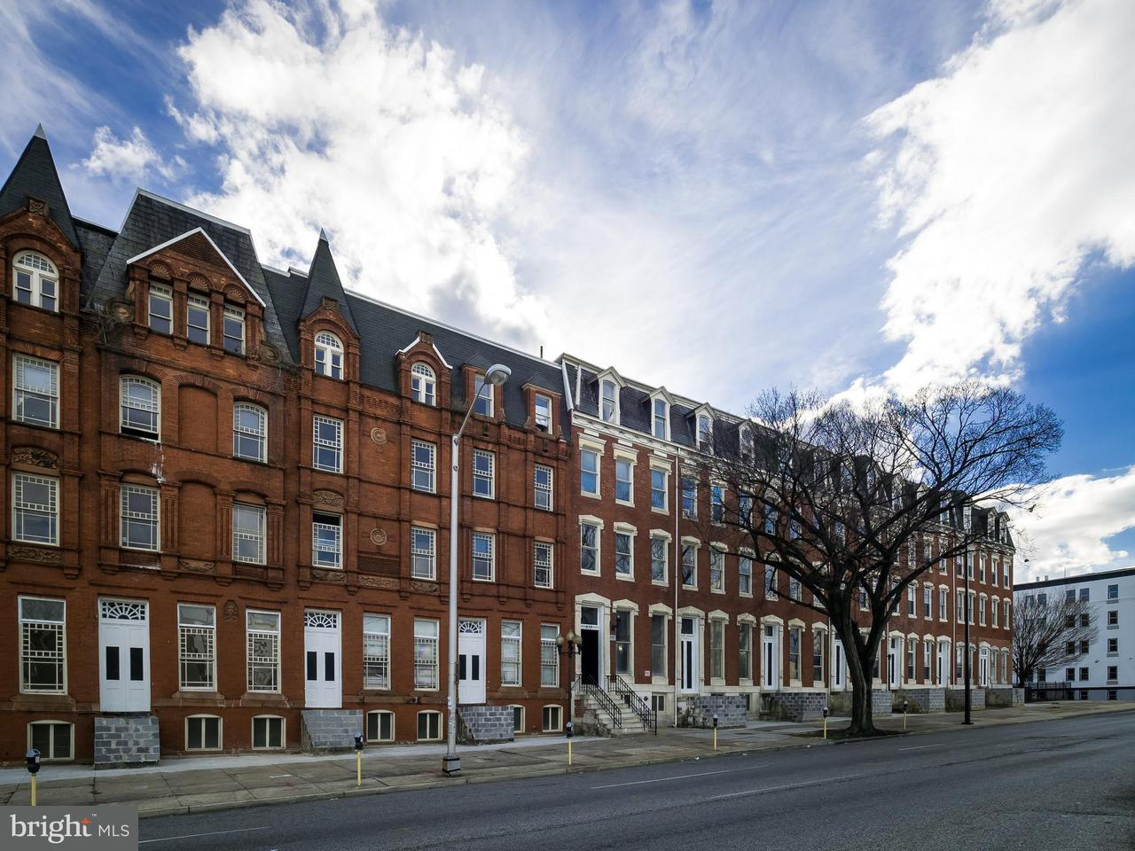 Condominium for Rent at 301 North Ave E Baltimore, Maryland 21202 United States