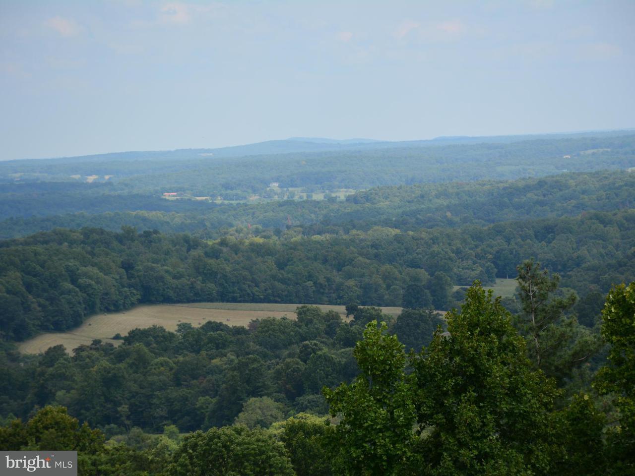Terrain pour l Vente à Lindsay Lane Lindsay Lane Criglersville, Virginia 22727 États-Unis
