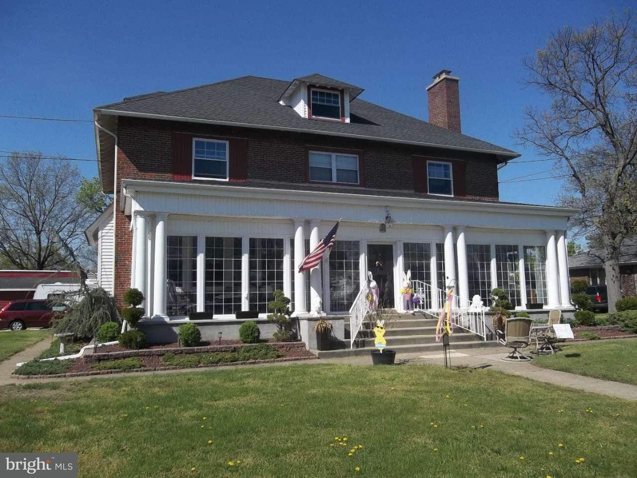 Single Family Home for Sale at 420 HEULINGS Avenue Riverside, New Jersey 08075 United States