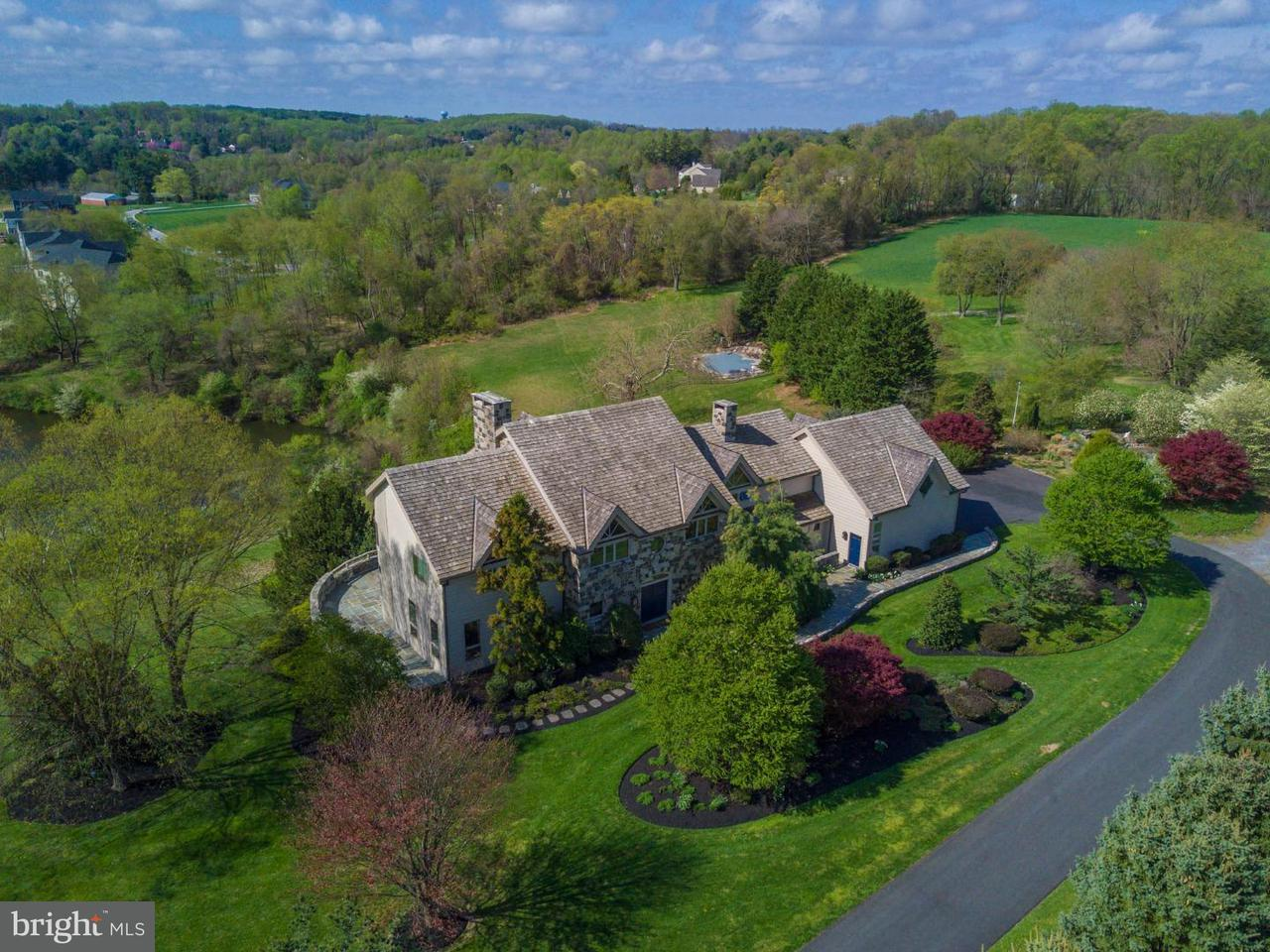 Single Family Home for Sale at 5 DEBLYN V Lane West Chester, Pennsylvania 19382 United States