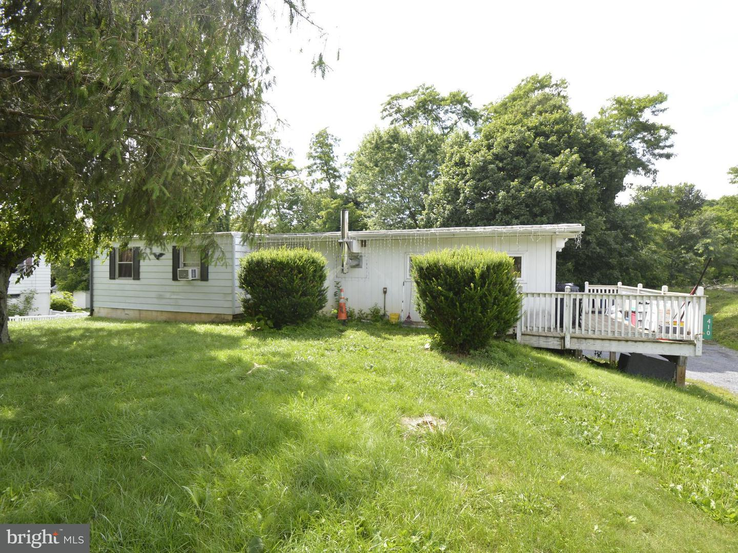 Single Family for Sale at 410 Main St S Mont Alto, Pennsylvania 17237 United States
