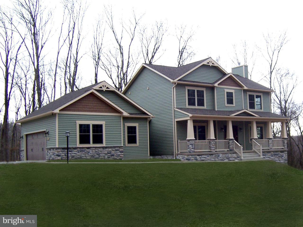 獨棟家庭住宅 為 出售 在 10416 Church Hill Road 10416 Church Hill Road Myersville, 馬里蘭州 21773 美國