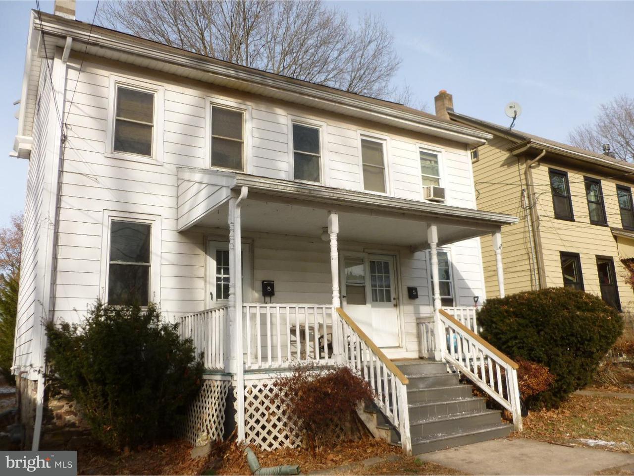 Casa unifamiliar adosada (Townhouse) por un Alquiler en 3 7TH Street Frenchtown, Nueva Jersey 08825 Estados UnidosEn/Alrededor: Frenchtown Borough