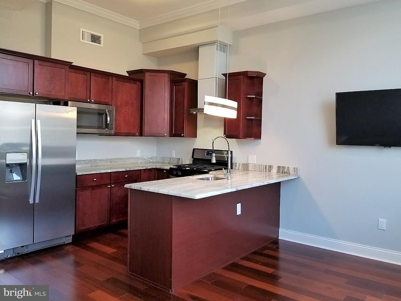独户住宅 为 出租 在 1421 N 5TH ST #215 费城, 宾夕法尼亚州 19122 美国
