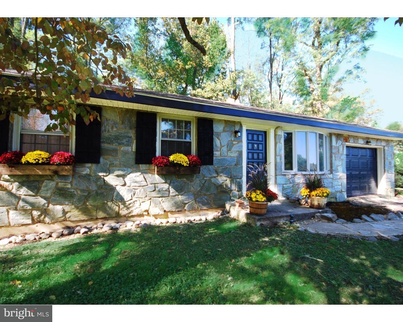 Частный односемейный дом для того Аренда на 711 FOLLY HILL Road Kennett Square, Пенсильвания 19348 Соединенные Штаты