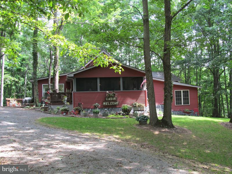 Single Family for Sale at 1392 Wild Dog Pass Delray, West Virginia 26714 United States