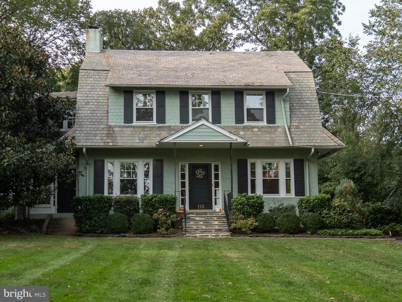 Casa Unifamiliar por un Venta en 115 OGDEN Avenue Swarthmore, Pennsylvania 19081 Estados Unidos