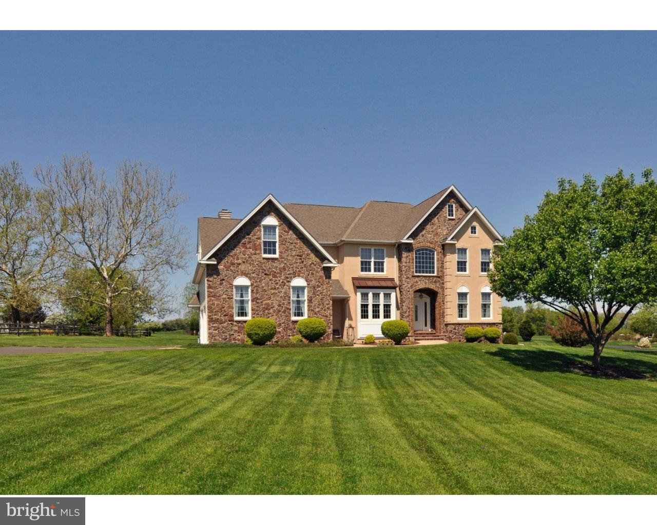 Enfamiljshus för Försäljning vid 2960 WILKINSON Road Warwick, Pennsylvania 18929 Usa