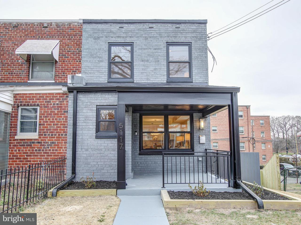Single Family for Sale at 5117 12th St NE Washington, District Of Columbia 20011 United States