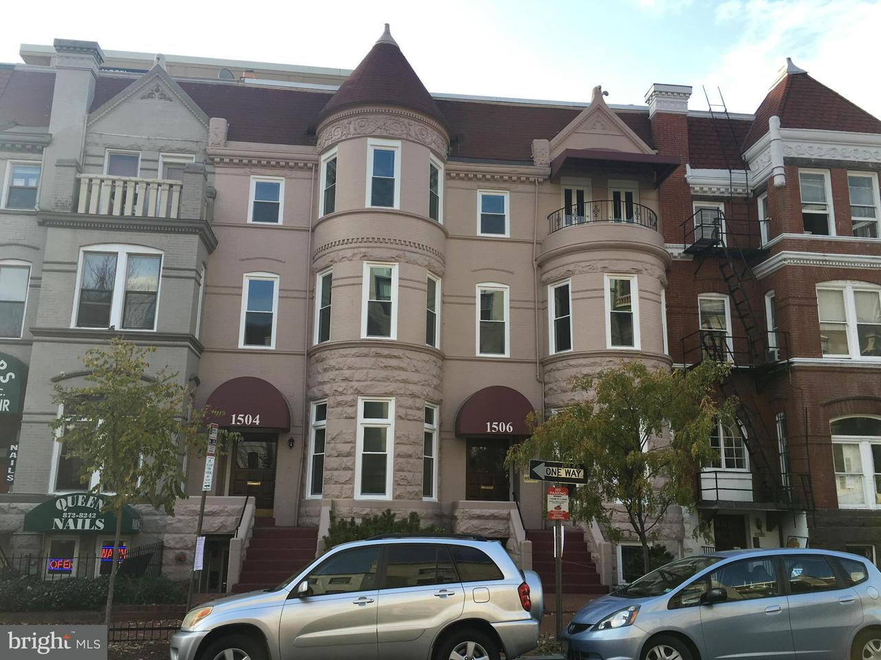 Other Residential for Rent at 1506 21st St NW #2nd Floor Washington, District Of Columbia 20036 United States