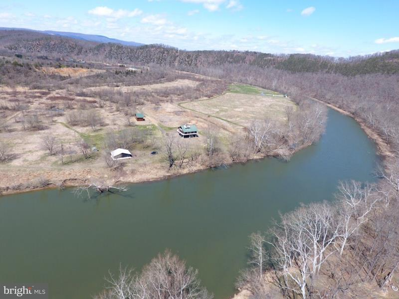 Single Family for Sale at 397 Lazy River Road Green Spring, West Virginia 26722 United States
