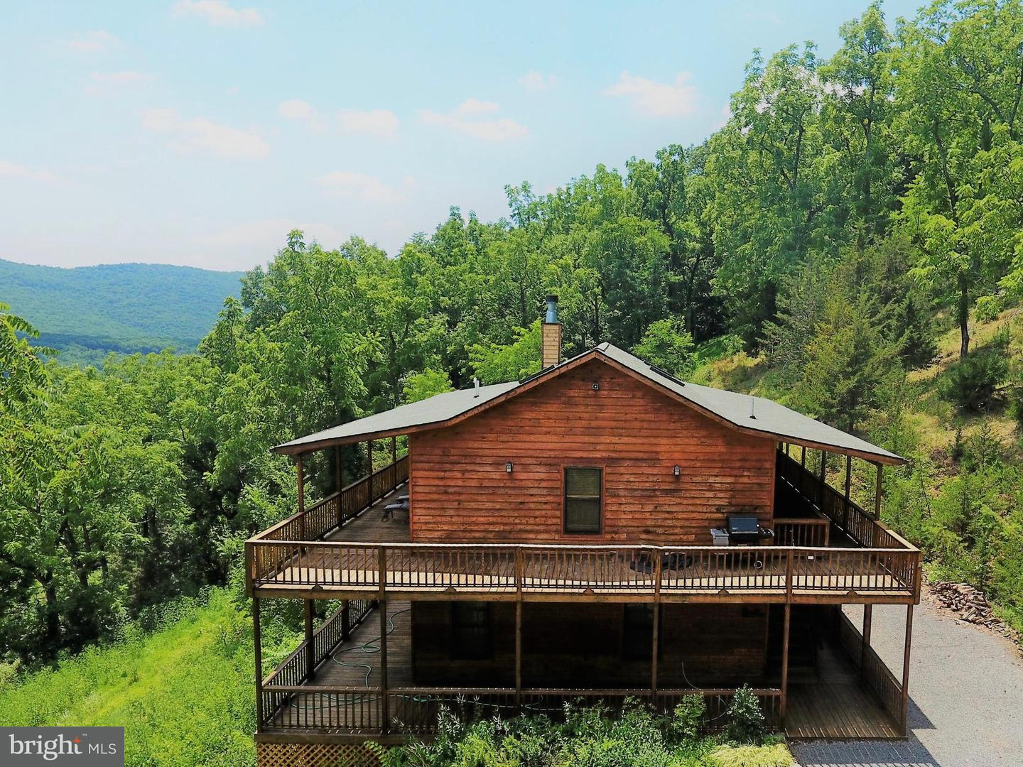 Single Family for Sale at 969 Toms Knob Approach Lost River, West Virginia 26810 United States
