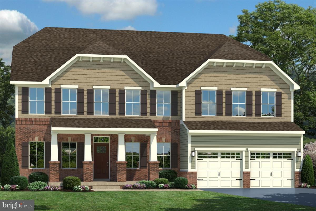 Single Family Home for Sale at Grayhawk Landing #Versailles Grayhawk Landing #Versailles Mechanicsburg, Pennsylvania 17050 United States