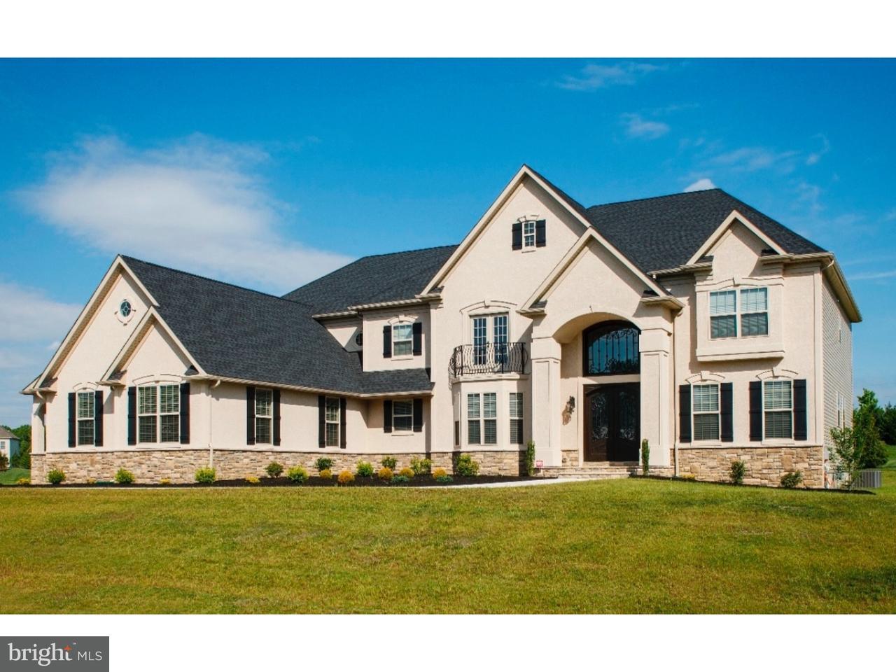 Maison unifamiliale pour l Vente à 100 JOANNE Court Mullica Hill, New Jersey 08062 États-Unis
