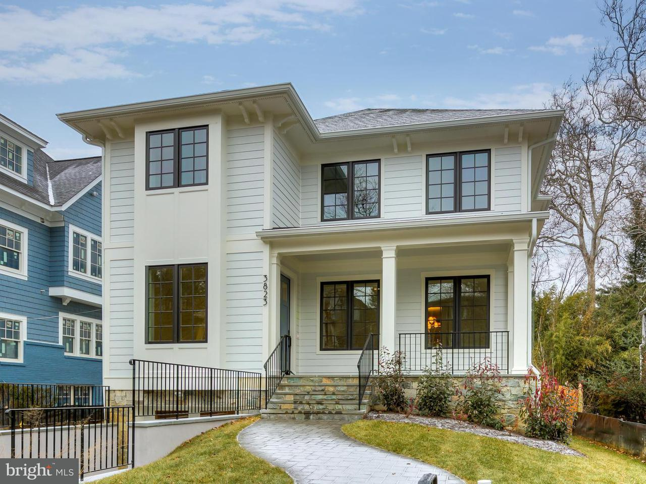 Single Family for Sale at 3823 Albemarle St NW Washington, District Of Columbia 20016 United States