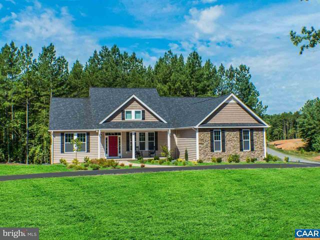 Maison unifamiliale pour l Vente à 387 Kenwood Lane 387 Kenwood Lane Ruckersville, Virginia 22968 États-Unis