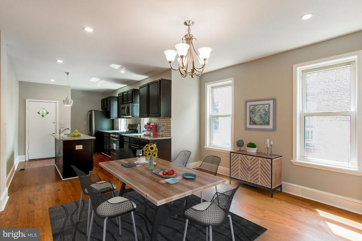 Single Family for Sale at 3815 Granada Ave Baltimore, Maryland 21207 United States