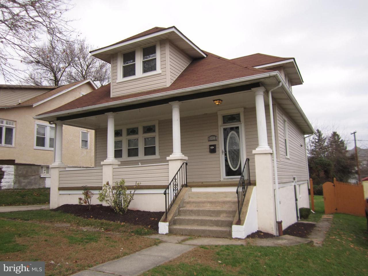 Single Family for Sale at 4334 Glenmore Ave Baltimore, Maryland 21206 United States