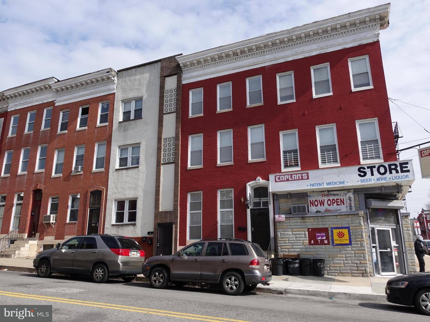 Commercial for Sale at 601 Carey St Baltimore, Maryland 21217 United States