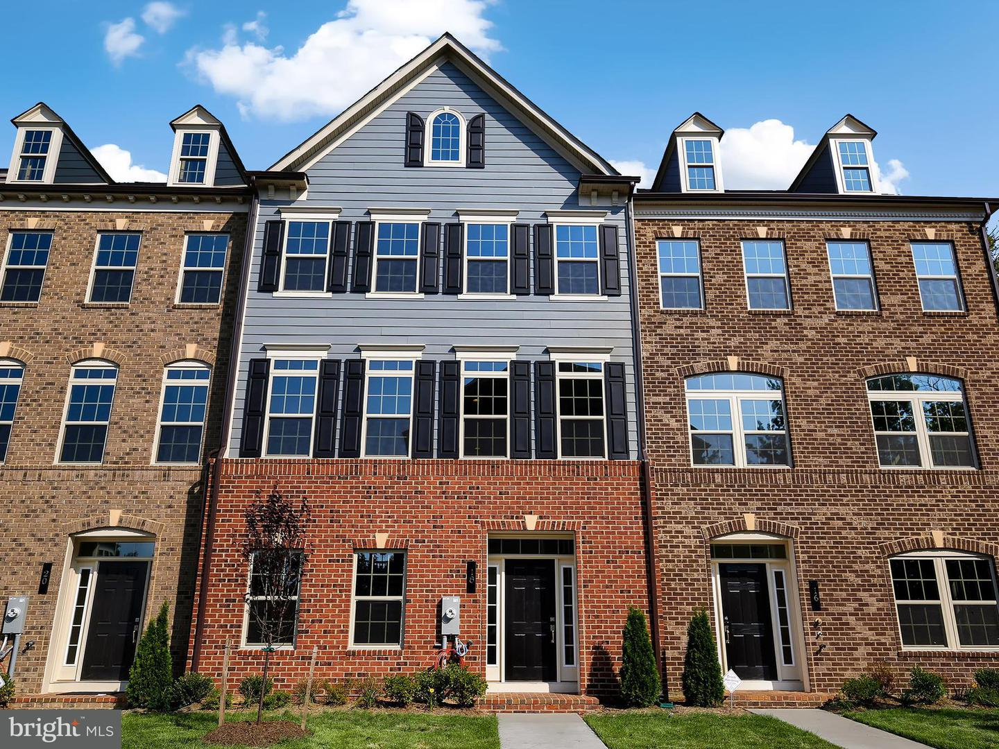 Single Family for Sale at 18 Wedge Way Pikesville, Maryland 21208 United States