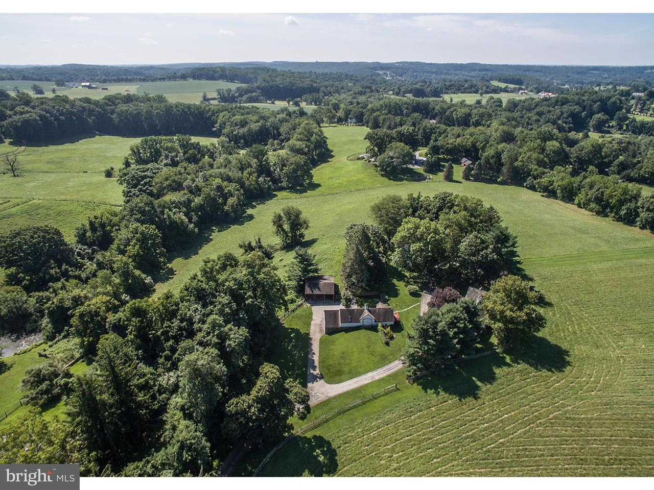 Single Family Home for Sale at 7043 GOSHEN Road Newtown Square, Pennsylvania 19073 United States