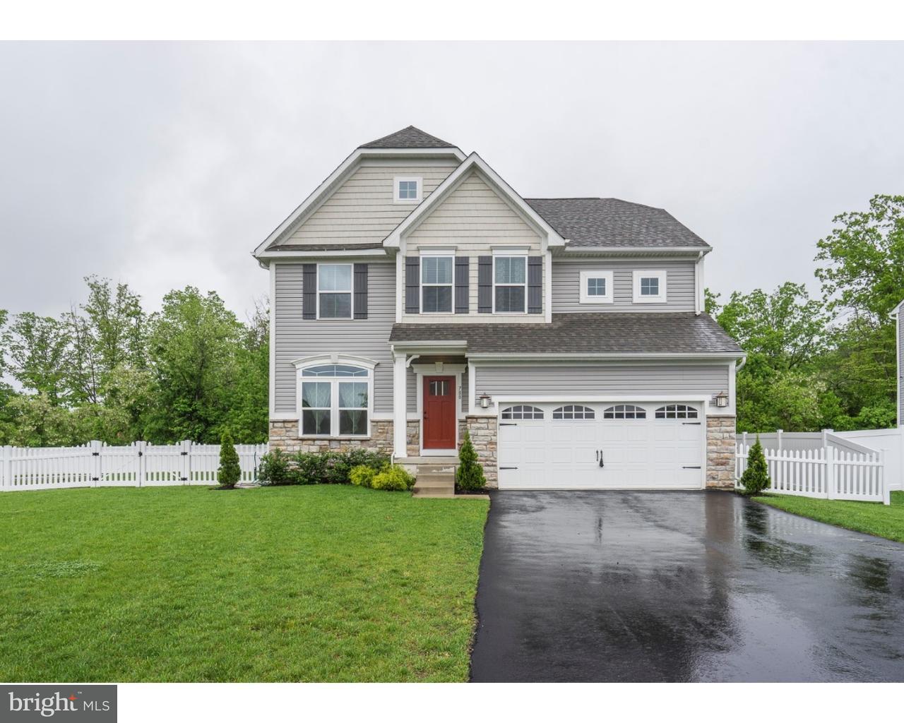 Casa Unifamiliar por un Alquiler en 788 KRISTIN Lane Williamstown, Nueva Jersey 08094 Estados UnidosEn/Alrededor: Monroe Township
