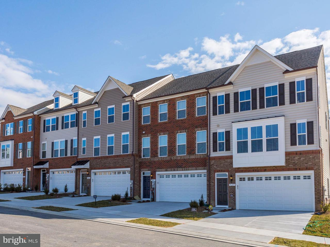 Townhouse for Sale at 7606 Hubble Dr #106d 7606 Hubble Dr #106d Lanham, Maryland 20706 United States