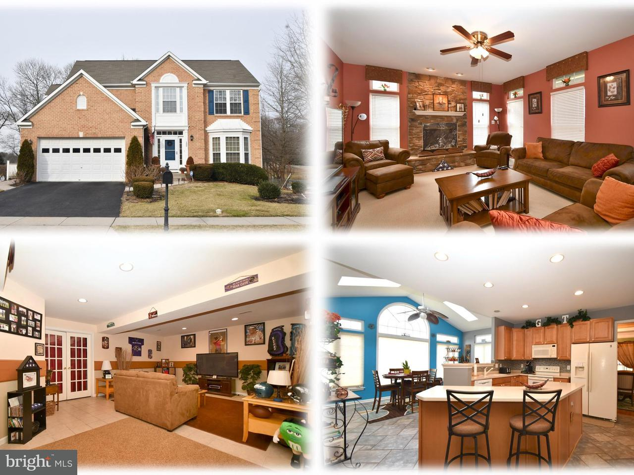 Single Family for Sale at 100 Stone Run Dr Rising Sun, Maryland 21911 United States