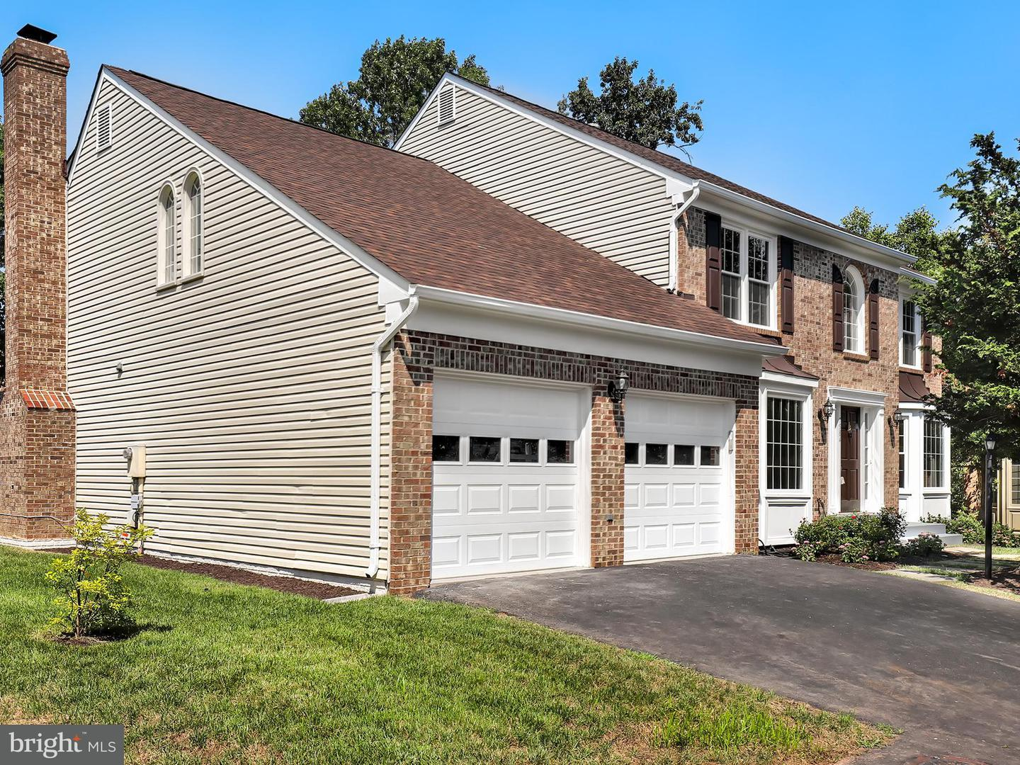 Single Family for Sale at 7984 Foxmoor Dr Dunn Loring, Virginia 22027 United States