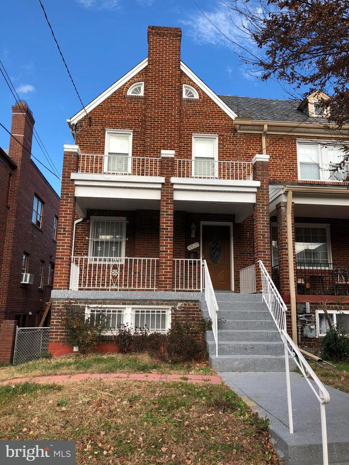 Townhouse for Sale at 1329 Sheridan St Nw 1329 Sheridan St Nw Washington, District Of Columbia 20011 United States