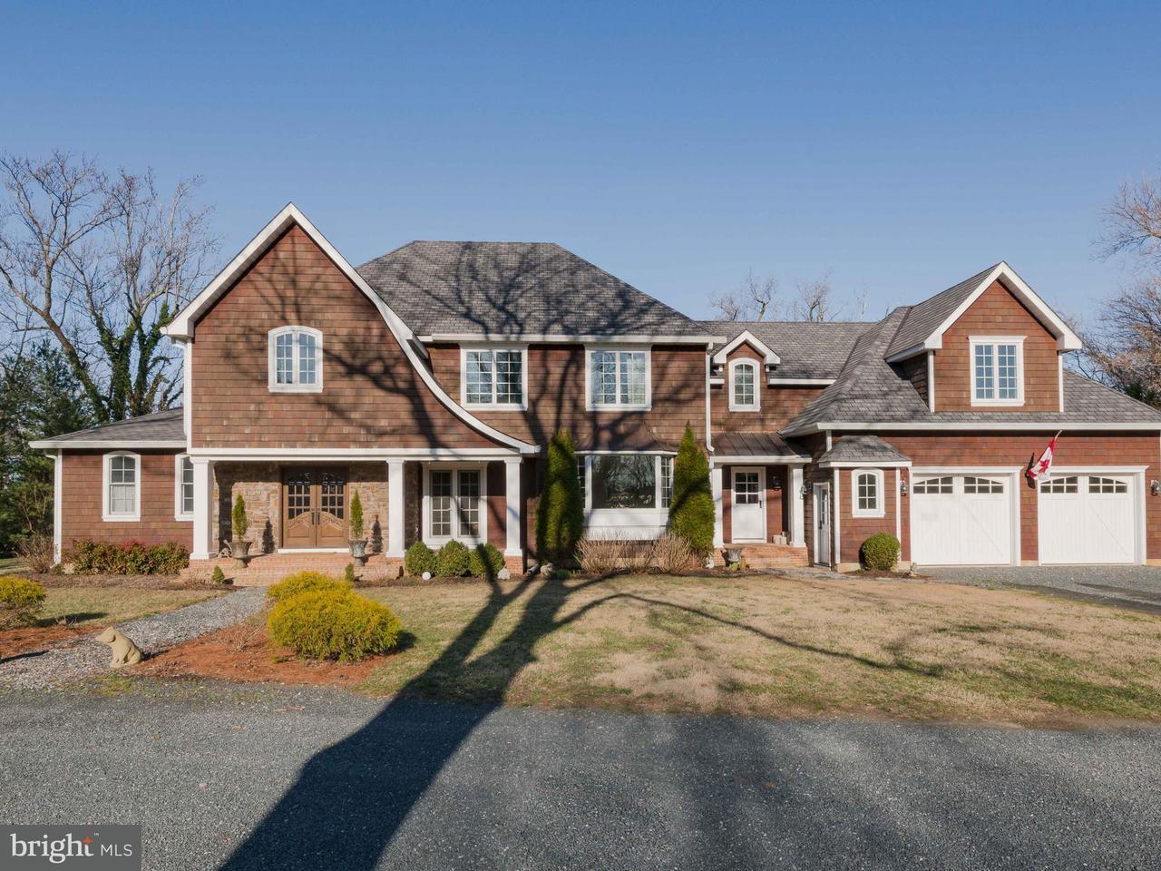 Maison unifamiliale pour l Vente à 22600 Skippers Lane 22600 Skippers Lane Bozman, Maryland 21612 États-Unis