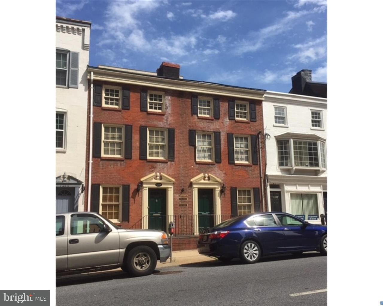 Частный односемейный дом для того Продажа на 1212 N KING Street Wilmington, Делавэр 19801 Соединенные Штаты