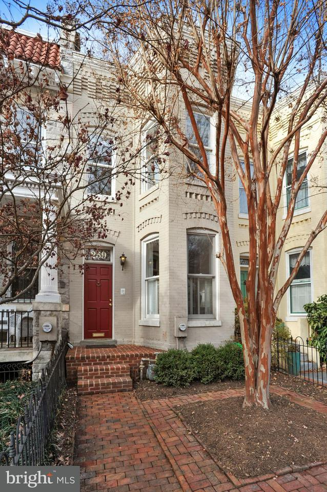 Townhouse for Sale at 239 12th St Se 239 12th St Se Washington, District Of Columbia 20003 United States