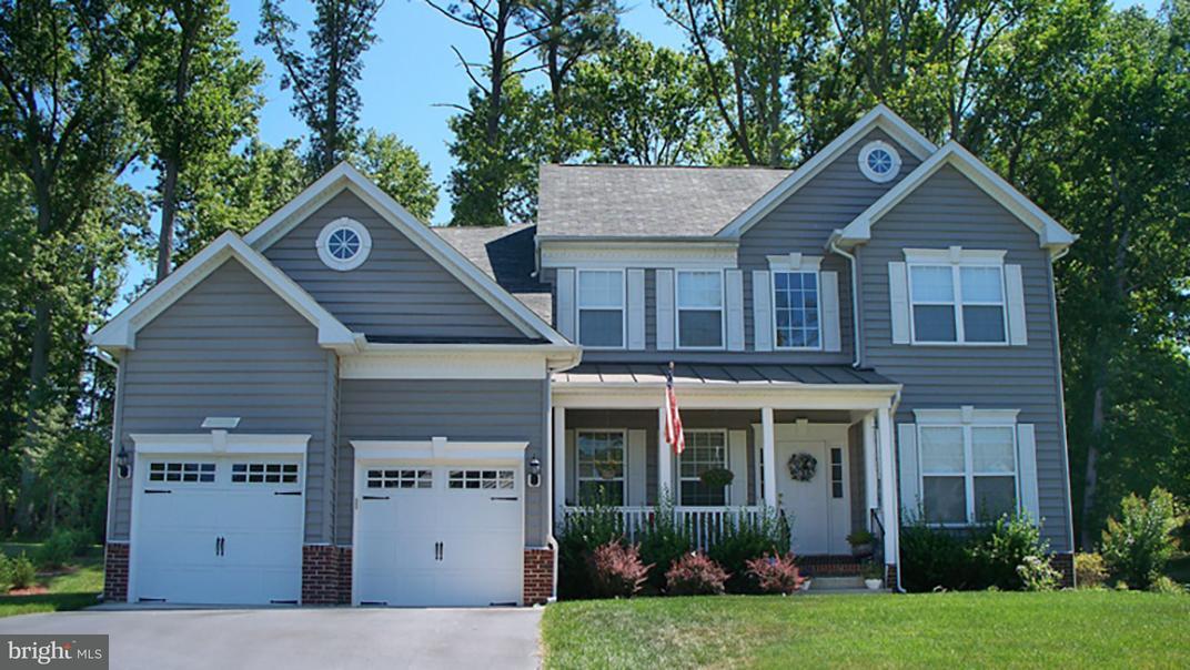 Частный односемейный дом для того Продажа на 13614 Rumsey Place 13614 Rumsey Place Hughesville, Мэриленд 20637 Соединенные Штаты