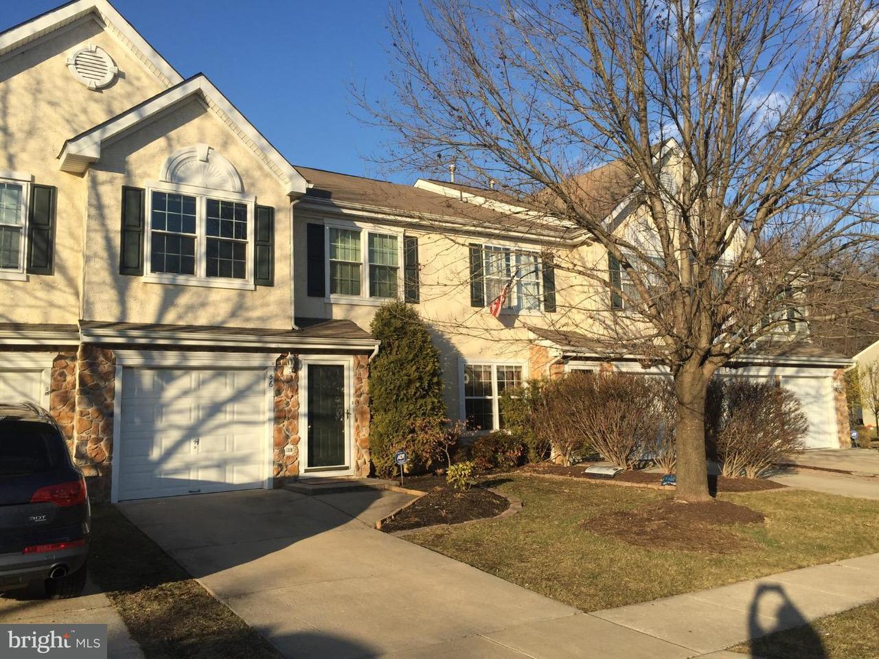 联栋屋 为 出租 在 56 STOKES Road Mount Laurel, 新泽西州 08054 美国