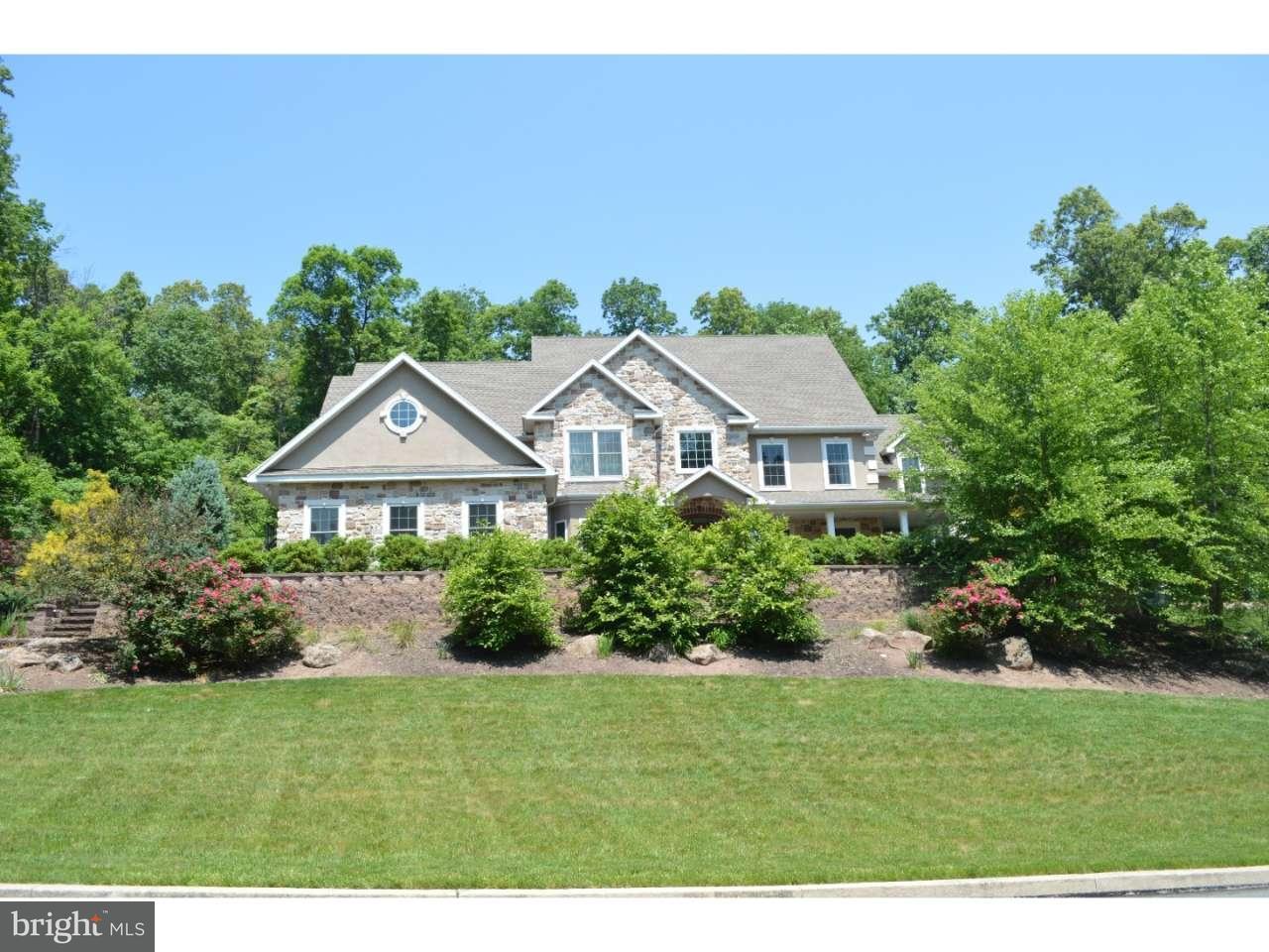Частный односемейный дом для того Продажа на 2 BURGANDY Drive Mohnton, Пенсильвания 19540 Соединенные Штаты