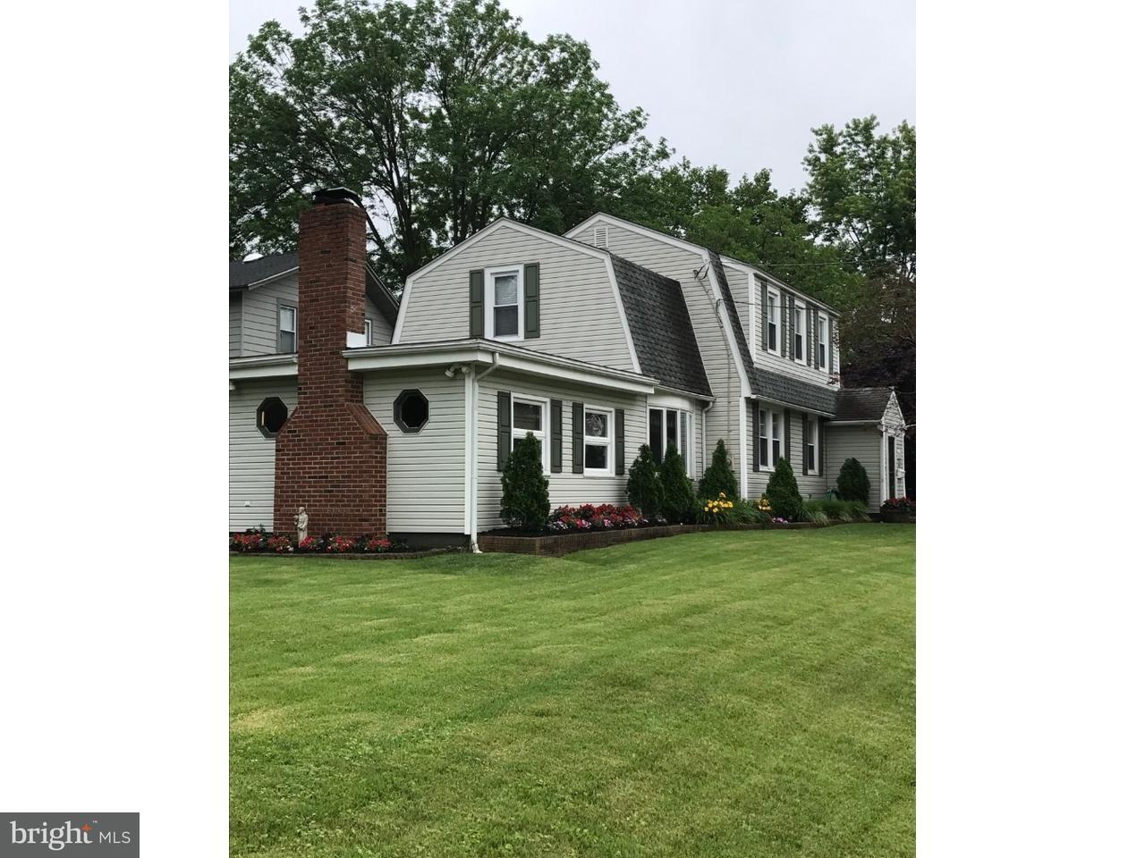 Tek Ailelik Ev için Satış at 322 WALNUT Street Audubon, New Jersey 08106 Amerika Birleşik Devletleri