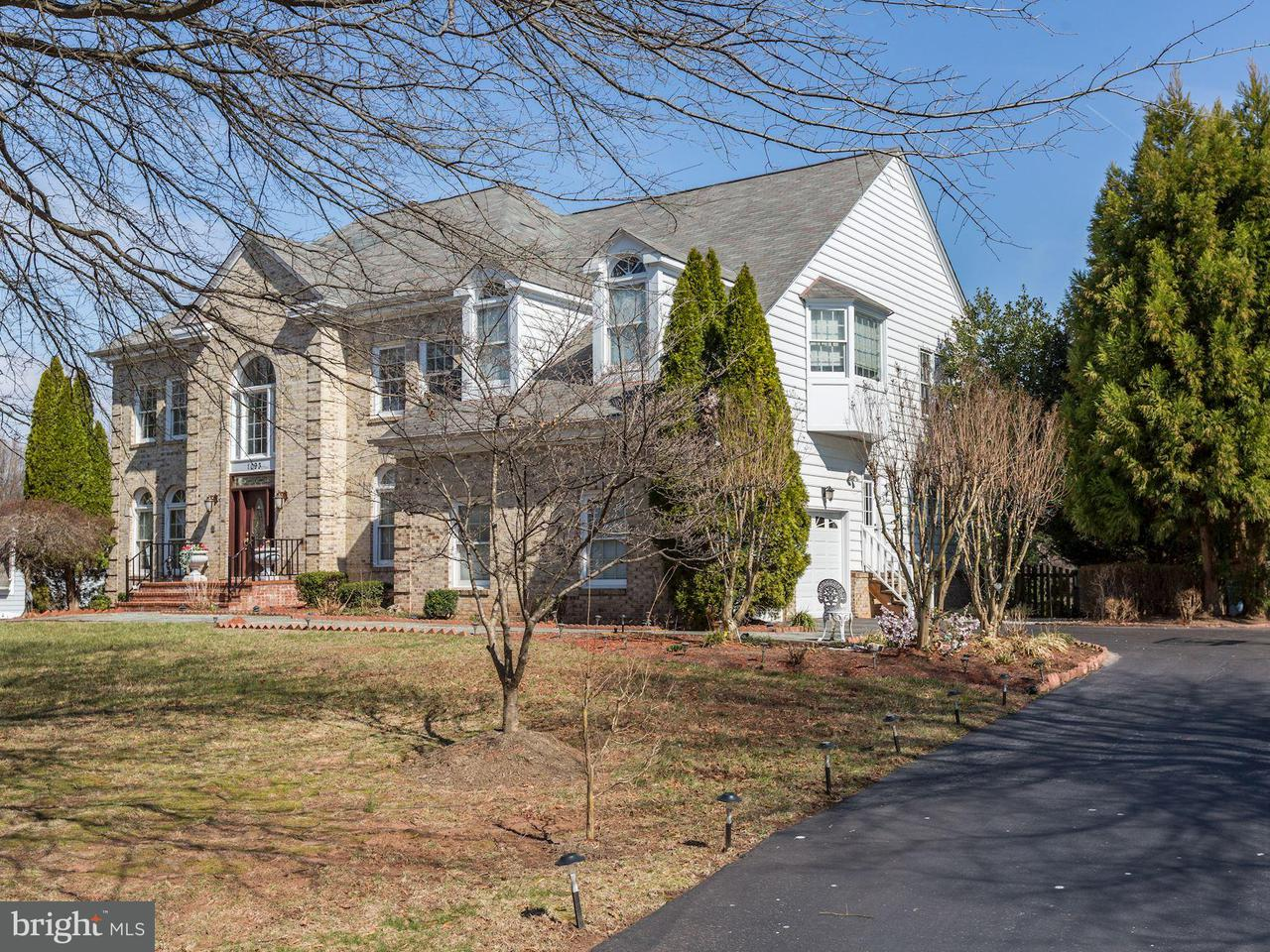 Single Family Home for Sale at 1093 Safa Street 1093 Safa Street Herndon, Virginia 20170 United States