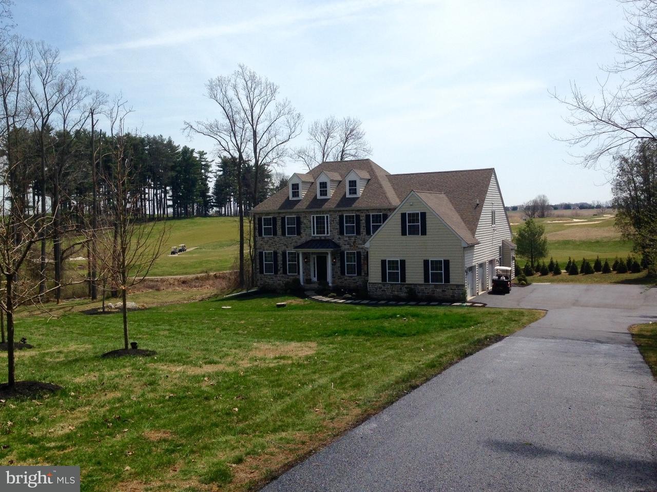 Maison unifamiliale pour l à louer à 25 BROOMALL Lane Glen Mills, Pennsylvanie 19342 États-Unis
