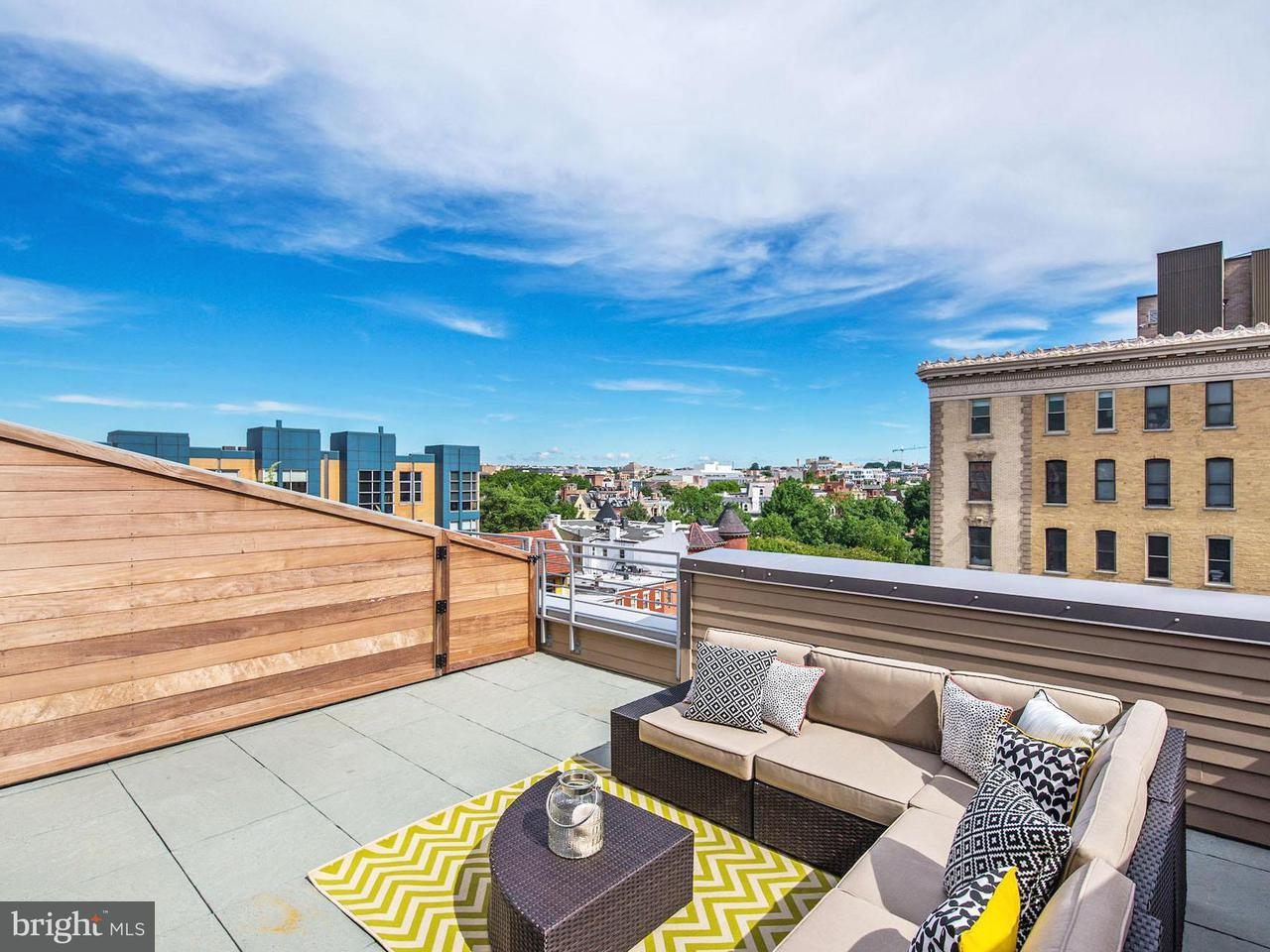 Single Family for Sale at 1311 13th St NW #ph-1 Washington, District Of Columbia 20005 United States