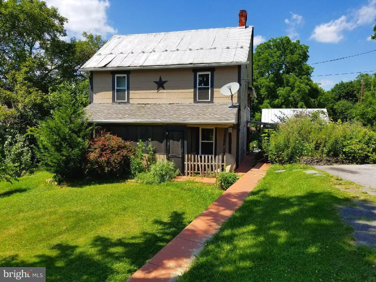 Single Family for Sale at 14106 Stone Ridge Ln Maugansville, Maryland 21767 United States