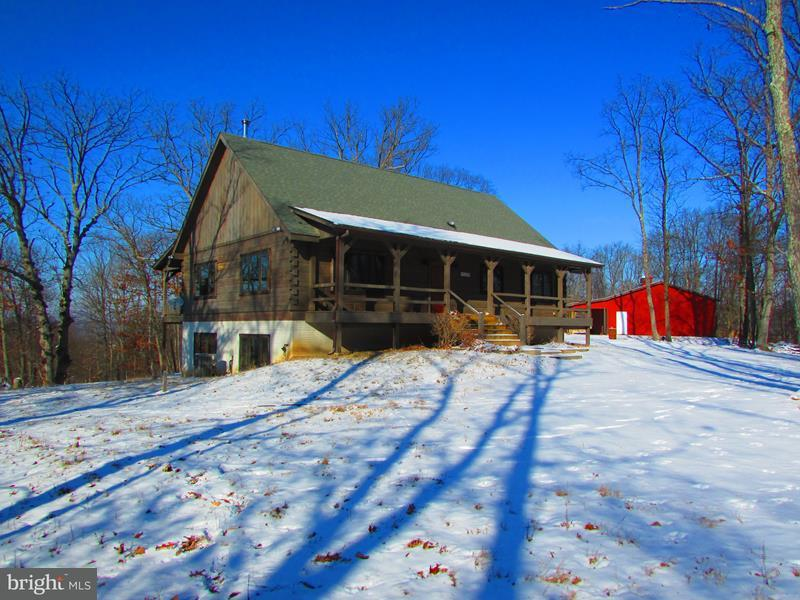 Single Family for Sale at 3456 Dennison Hollow Road Fort Ashby, West Virginia 26719 United States